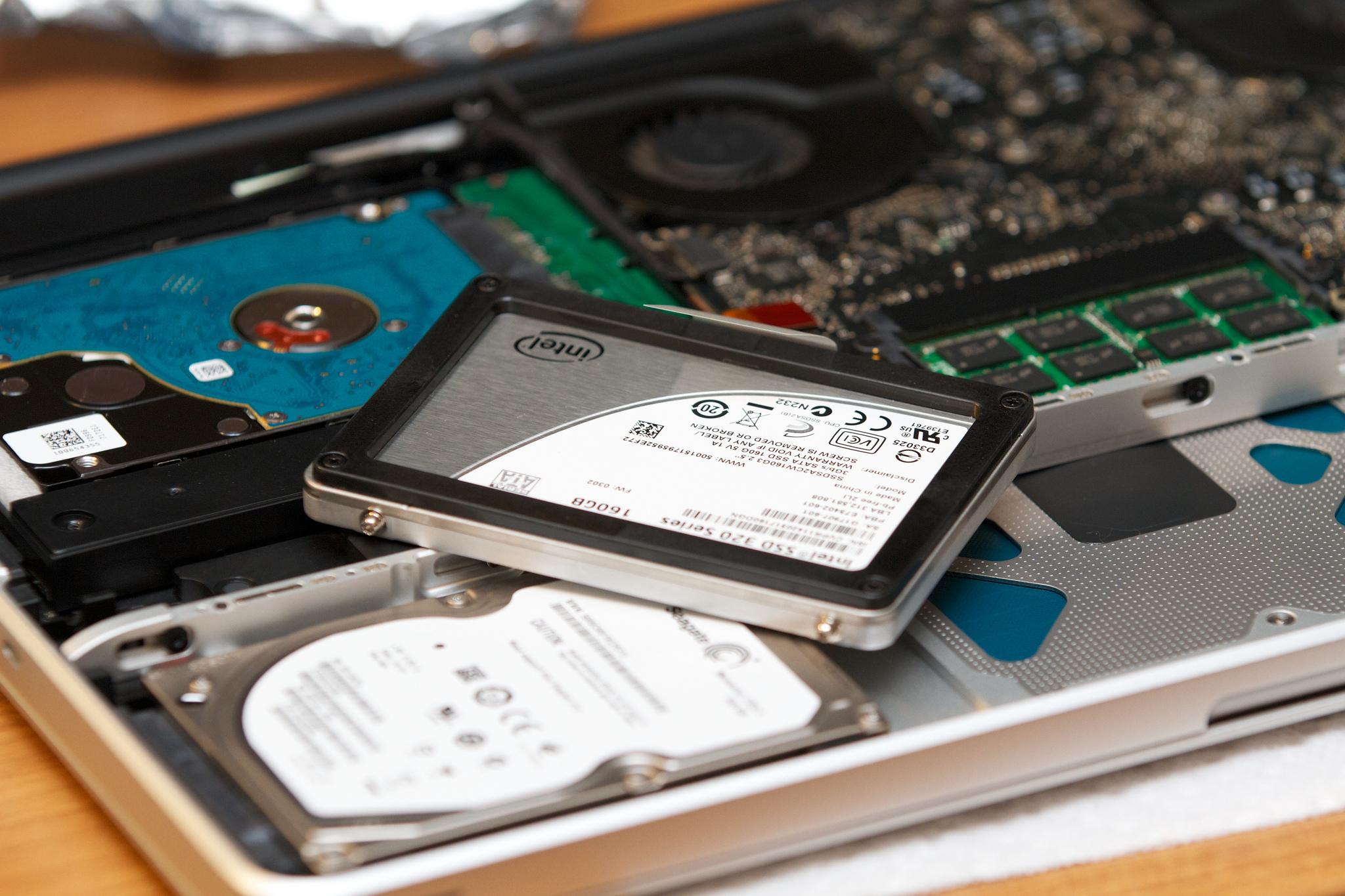 今更だけどSSDって凄かった。まだHDDで消耗してるの?